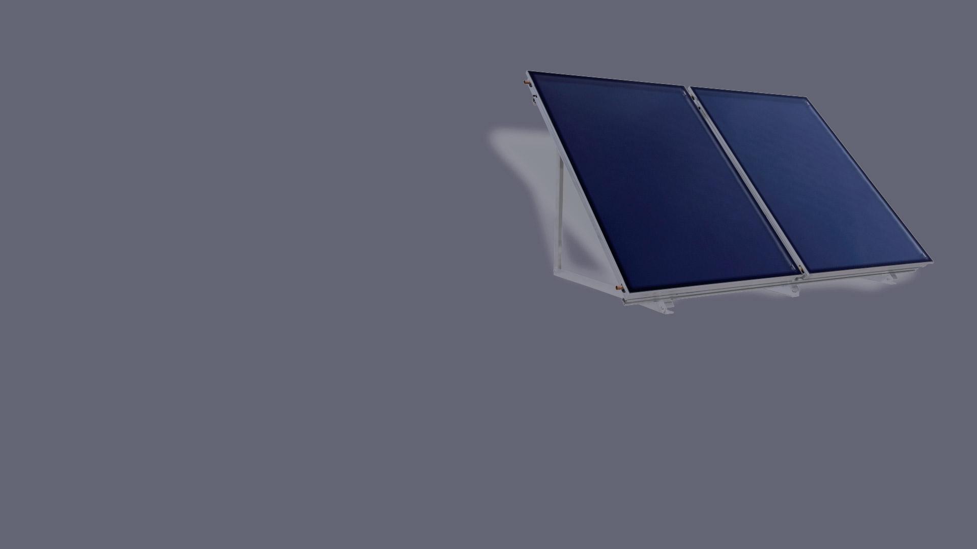 Pannelli solari <BR> Ebner